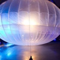 Alphabet has created a 1000km internet connection using balloons