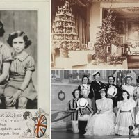 How the royals have celebrated Christmas through the ages
