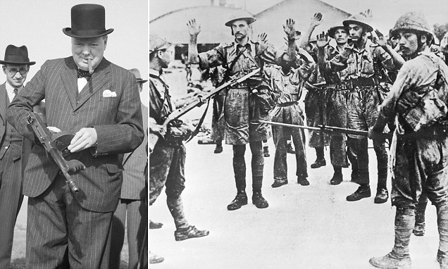 Peter Hitchens says it's time we faced the truth about Churchill