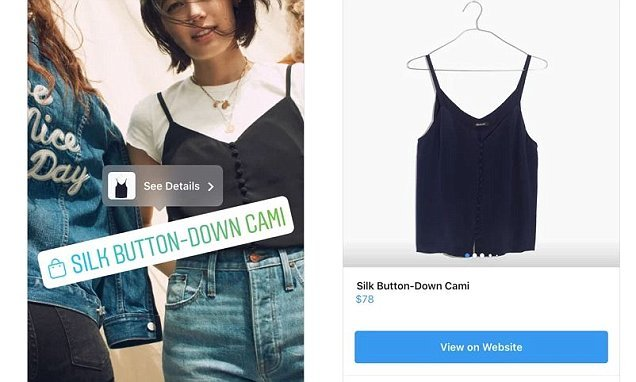 Instagram adds Shopping tab to the Explore page