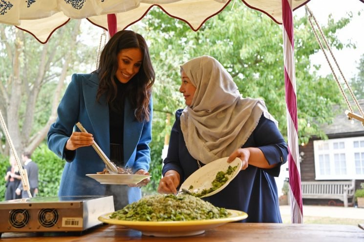 Check Out A Recipe From Meghan Markle's Cookbook 'Together'