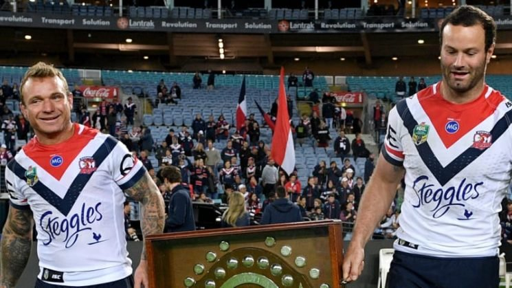 'He deserves it more than anyone': Cordner takes captaincy back seat