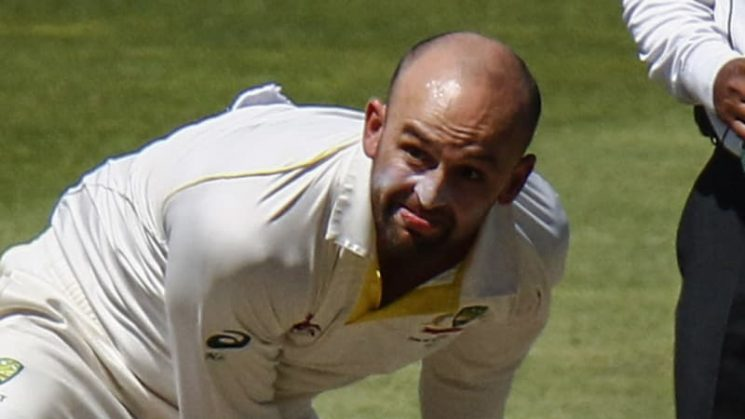 Bowled Garry: Lyon takes eight in opening tour match