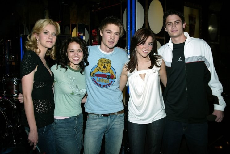 The 'One Tree Hill' Cast Is Working Together To Support A Truly Vital Cause