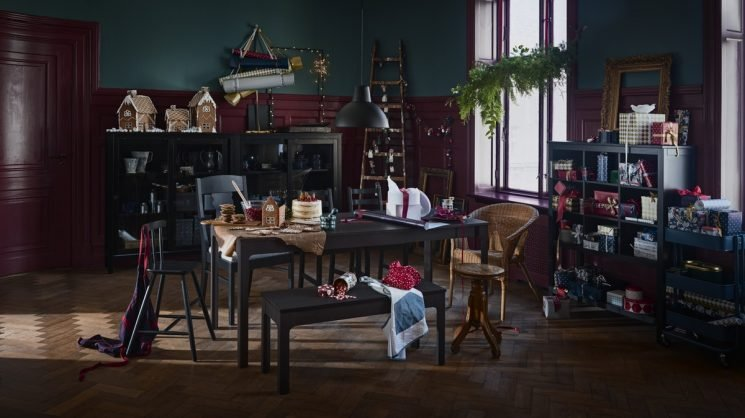 IKEA's New Holiday Collection Will Be Here Soon & You'll Want Every Single Item