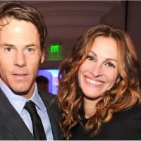 Julia Roberts Shares a Sweet Moment With Her Husband Danny Moder