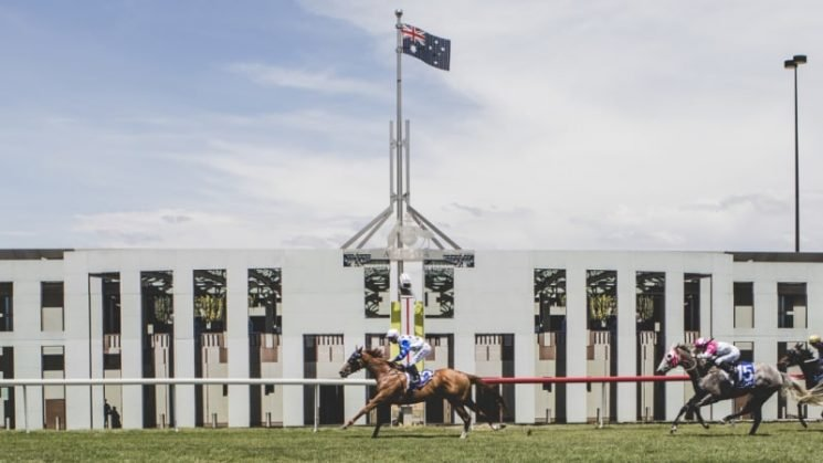 Canberra Racing delay final decision on master plan