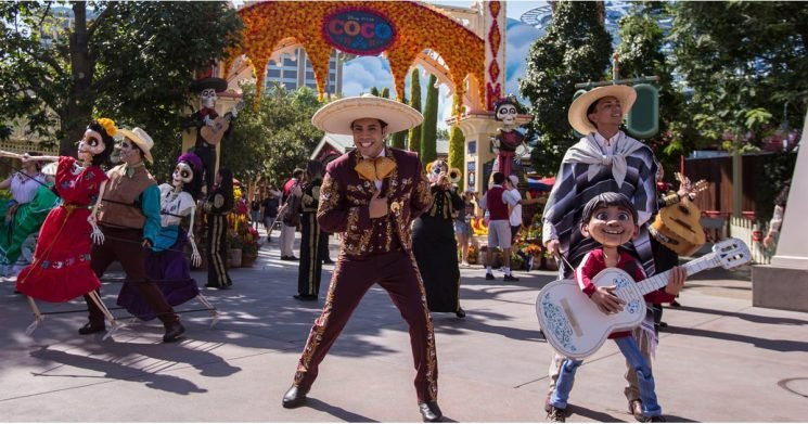 Coco Fans, This Is THE Year to Celebrate Día de los Muertos at Disney