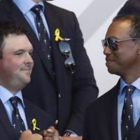 Tiger paired with Reed in Ryder Cup opener
