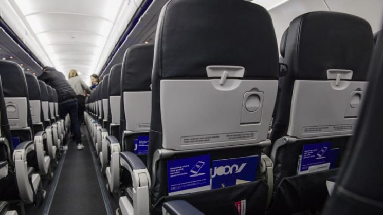 US Congress takes aim at shrinking seats, legroom on airplanes