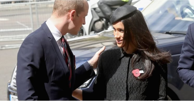 In Case You Suspected Otherwise, Here's Proof William and Meghan Are Actually Pals