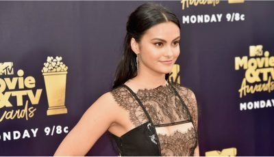 50 Pics That Prove Camila Mendes Is Just as Sexy IRL as Veronica Lodge Is on Riverdale
