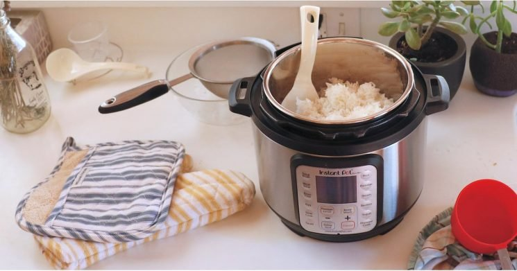 A Step-by-Step Guide to Making Rice in Your Instant Pot