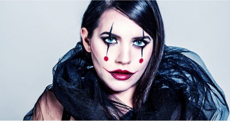 48 Halloween Makeup Looks That Prove Face Paint Isn't Just For Kids