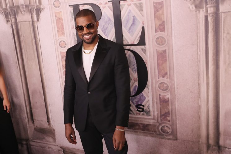 Kanye West's SNL Performance Of 'I Love It' May Raise Some Eyebrows