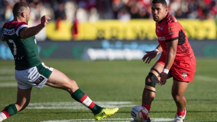 Havili confident Tonga on tier-one track