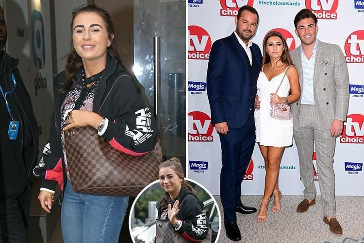 Dani Dyer says new family reality show with dad Danny and Jack Fincham will be like 'the Osbournes' – if they agree to do it