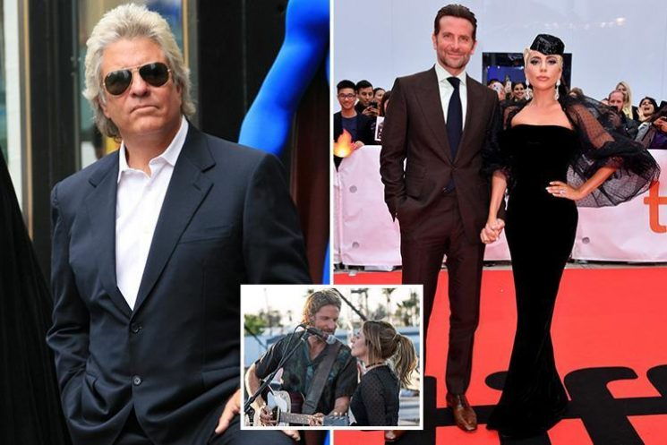 From 'flashing a three-year-old' to a £2m 'sex-pest payout', the man behind A Star is Born starring Bradley Cooper and Lady Gaga could derail Oscar glory