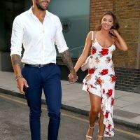 Zara McDermott denies split with Love Island boyfriend Adam Collard