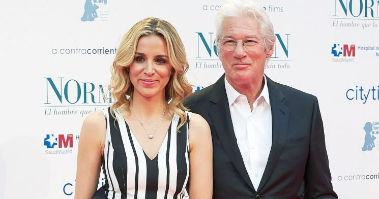 Richard Gere's Wife Alejandra Silva Confirms Her Pregnancy