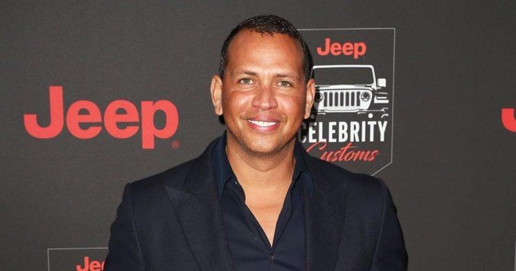 Alex Rodriguez Reveals What His Kids Call Girlfriend Jennifer Lopez
