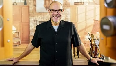 Alton Brown Reveals Agreement He Made With Fiancée About Their Wedding