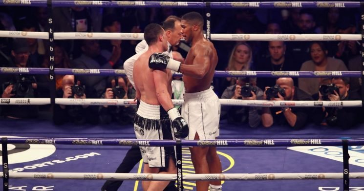 Five options for Anthony Joshua's next fight after Alexander Povetkin