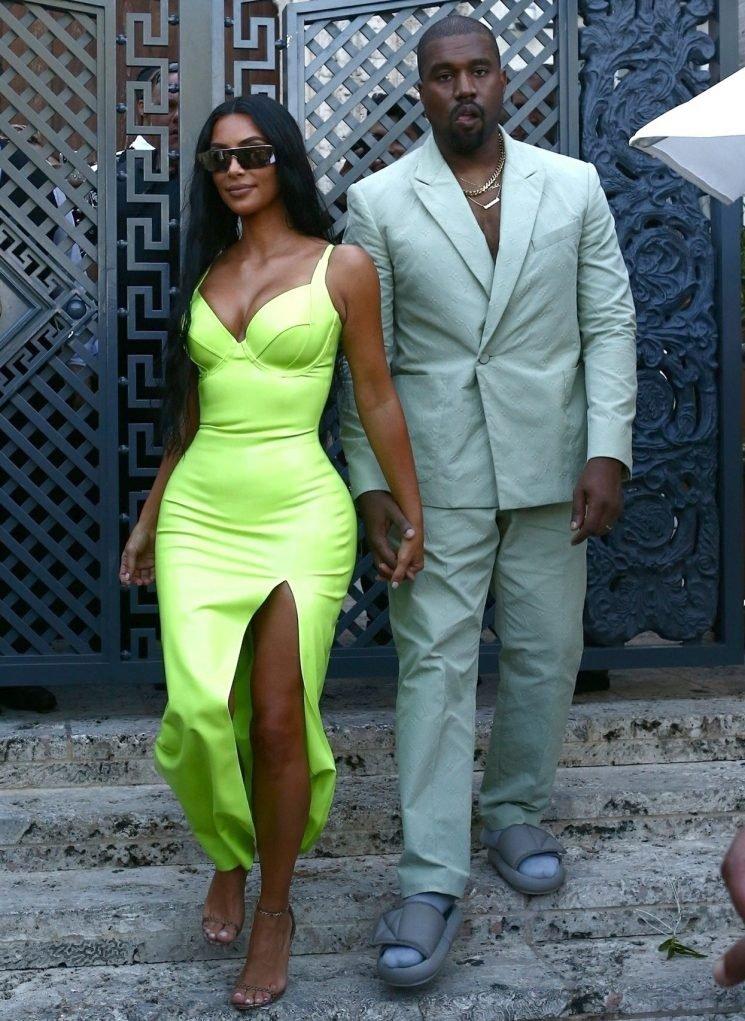 Kim Kardashian & Kanye believe that their late parents are black crows