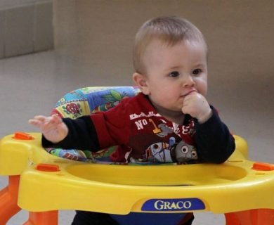 Doctors Call For Baby Walker Ban As ERs Treat Thousands Of Injuries Per Year