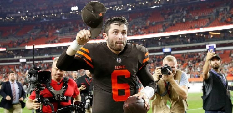 Baker Mayfield Carries The Cleveland Browns To Their First Win Since 2016