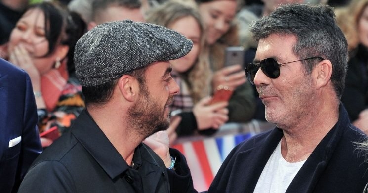 Simon Cowell praises Ant McPartlin for going back to rehab
