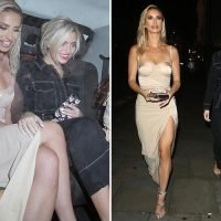 Ferne McCann goes clubbing with Megan Barton Hanson on wild night out in London