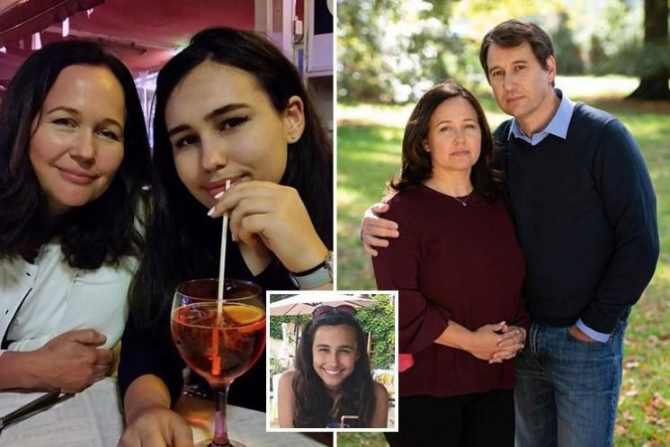 Pret A Manger inquest – Heartbroken mum reveals how she had to say final goodbye to Natasha Ednan-Laperouse, 15, in phone call after being told 'she'll be dead in two minutes'