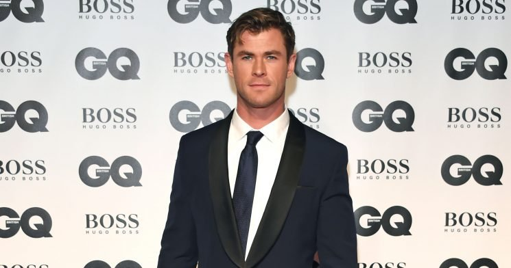 10 Hottest Hunks at the GQ Men of the Year Awards