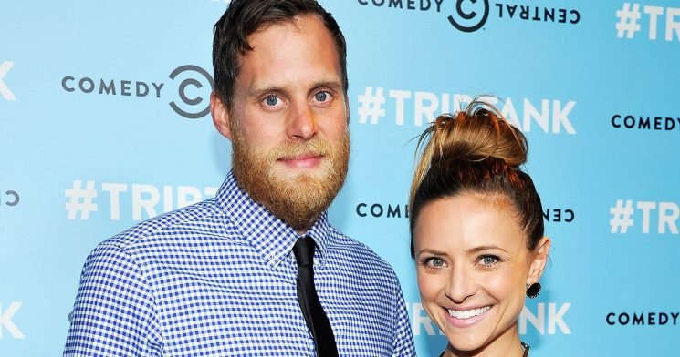 Christine Lakin Gives Birth to Baby No. 2 With Brandon Breault