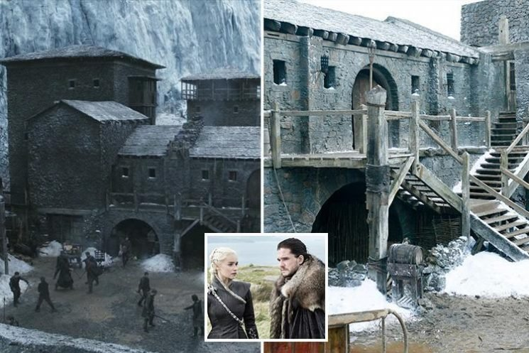You can visit Winterfell, Castle Black and Kings Landing from Game of Thrones from next year
