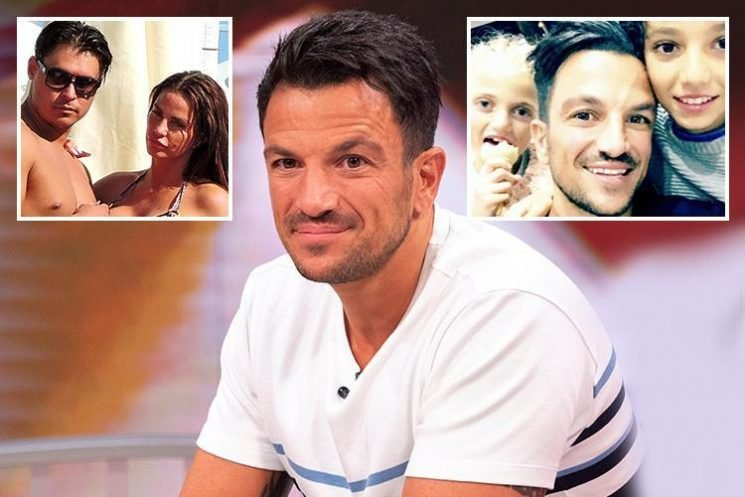 Peter Andre has 'banned' Katie Price from introducing new man Alex Adderson to Princess and Junior