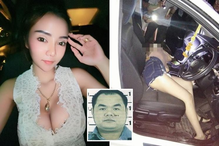 Jealous boyfriend shoots his Thai prostitute lover six times in the head after finding out she was seeing foreign men