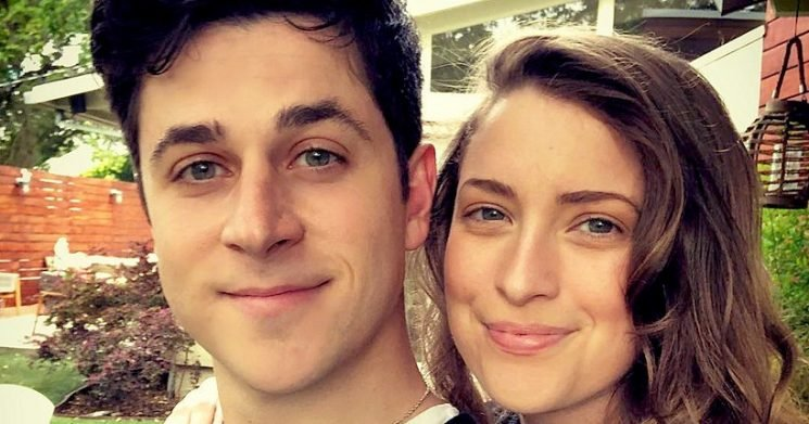 Boy or Girl? David Henrie and His Wife Maria Cahill Are Expecting a…
