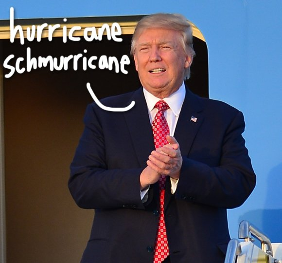 Trump Redirected Millions In Hurricane Relief Money To ICE For More Detention Centers!