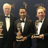 Creative Arts Emmys 2018: John Legend Earns EGOT (and More Chrissy Teigen 'Arthur' Trolling)