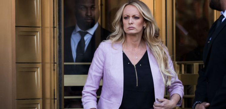 Stormy Daniels Says Donald Trump Promised To 'Cheat' To Score Her An 'Apprentice' Win