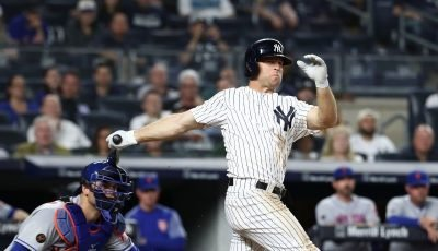 Brett Gardner Reacts To Having Possibly Played His Last Home Game As A Yankee