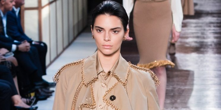 Inside Riccardo Tisci's Statement-Making First Burberry Show