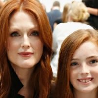 Julianne Moore Describes How Her Young Daughter Found Out About Sandy Hook, and It's So Sad