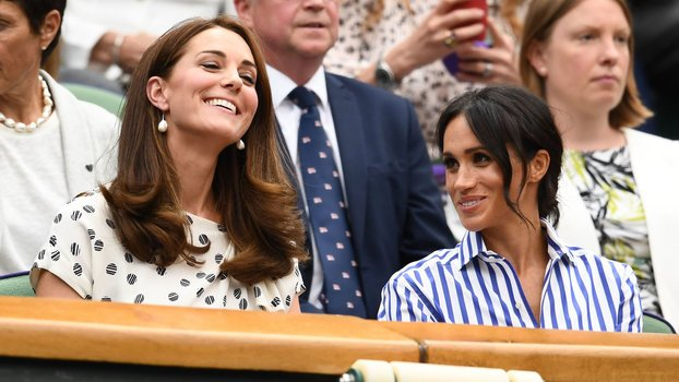 Kate Middleton and Meghan Markle Both Break This (Ridiculous) Royal Rule