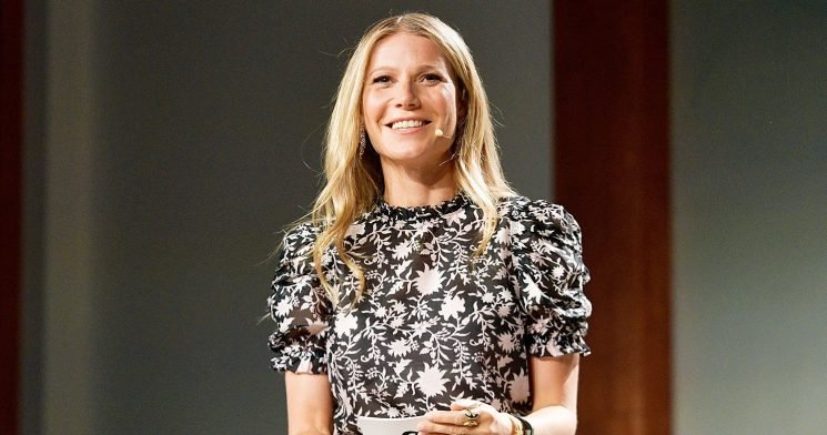 Gwyneth Snaps Photo of Fiance Brad Falchuk After Emmy Win — Where Was She?