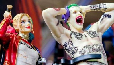 Joker And Harley Quinn DCEU Movie Writers Discuss Outrageous Script