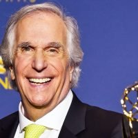 Henry Winkler Wanted to Wear Fonzie's Leather Jacket After Emmys Win