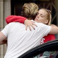 James Van Der Beek and Busy Phillips Have 'Dawson's Creek' Reunion